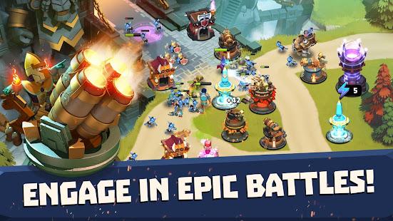 Castle Creeps TD - Epic tower defense 1.50.1 screenshots 1