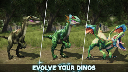 Dino Tamers - Jurassic Riding MMO 2.11 screenshots 1
