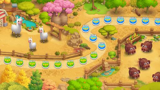 Solitaire Farm : Classic Tripeaks Card Games 1.1.0 screenshots 4