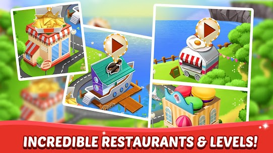 Cooking Games for Girls Food Fever & Restaurant 9