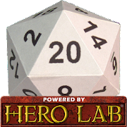 Hero Lab Character Import  Icon