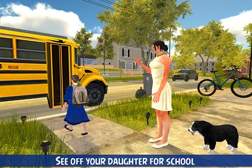 blessed virtual mom: mother simulator family life  screenshots 4