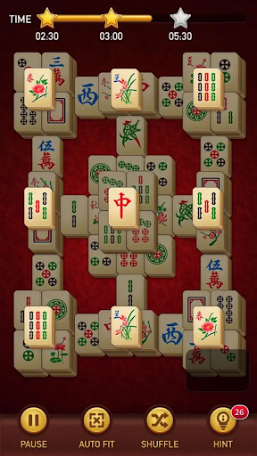 Mahjong screenshots 1
