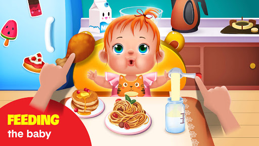 Baby care game for kids  apktcs 1