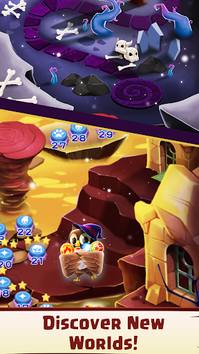 WitchLand - Bubble Shooter 2021 1.0.24 screenshots 2