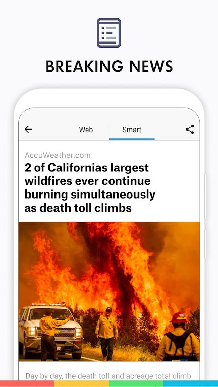 SmartNews: Local Breaking News  poster 3