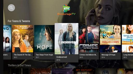Download APK: EncourageTV v1.3.2.1624297484 [Firestick/AndroidTV] [AdFree]