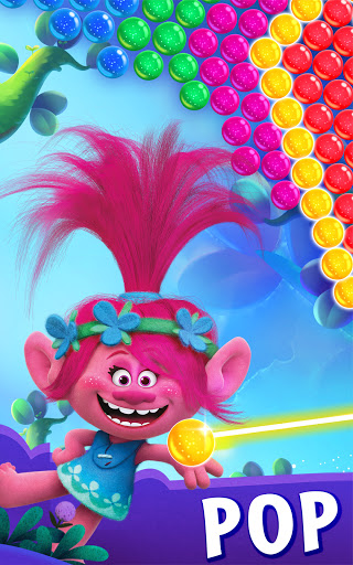 DreamWorks Trolls Pop: Bubble Shooter & Collection  screenshots 17
