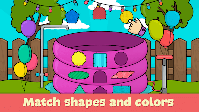 Baby games for 2 to 4 year olds screenshot thumbnail