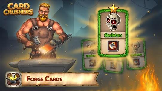 Card Crushers: Multiplayer monster battle CCG 4
