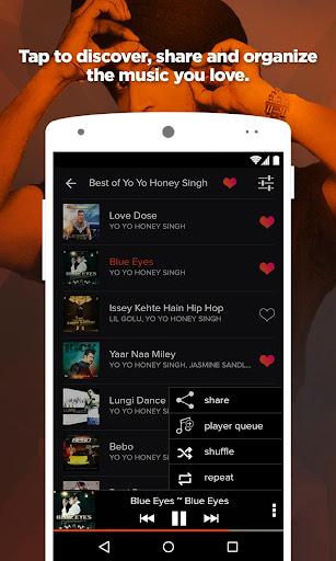 Punjabi Songs, पंजाबी गाने  New DJ MP3 Music App  screenshots 3