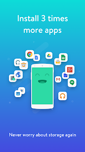 Never Uninstall Apps – SpaceUp 2