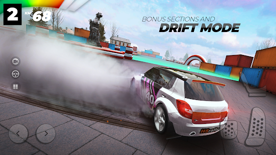 Real Rally: Drift & Rally Race Screenshot