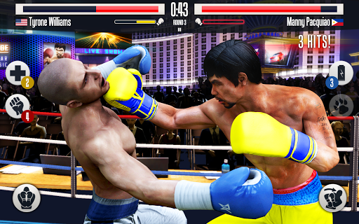 Real Boxing Manny Pacquiao  Screenshots 5