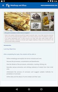 Metallurgy and Alloys