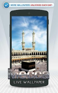 How To Download and Run Mecca Live Wallpaper  On Your PC 1