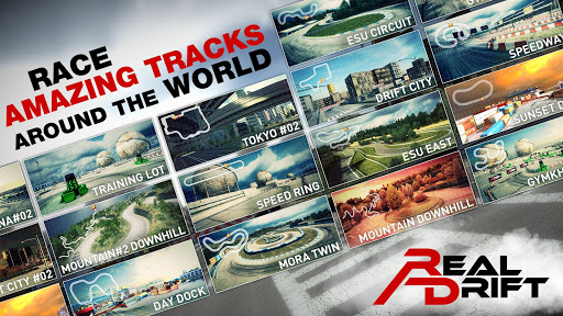 Real Drift Car Racing Lite 5.0.8 screenshots 2