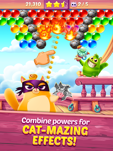 Cookie Cats Pop android2mod screenshots 8