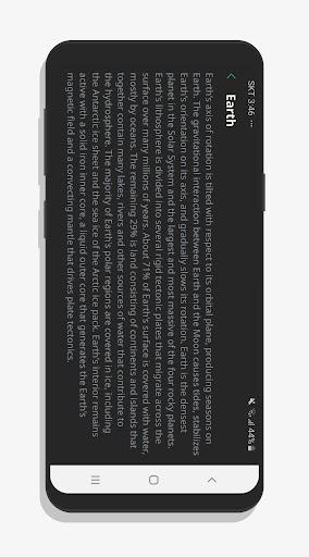 BlackNote Notepad Notes  Screenshots 4
