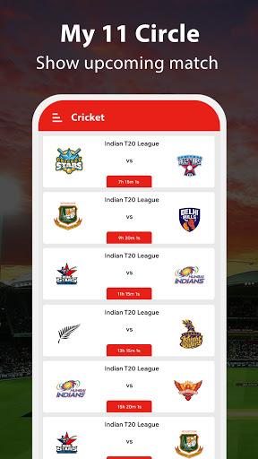 My 11 Circle - My 11 Cricket Team Prediction Tips screen 1