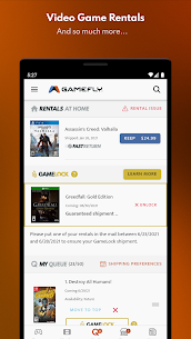 GameFly  Apps on App For PC (Windows 7, 8, 10) Free Download 1