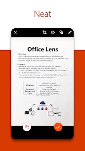 برنامج Microsoft Office Lens PDF Scanner APK 2