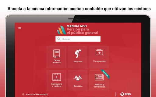 Manual MSD pu00fablico general 1.4.1 Screenshots 6