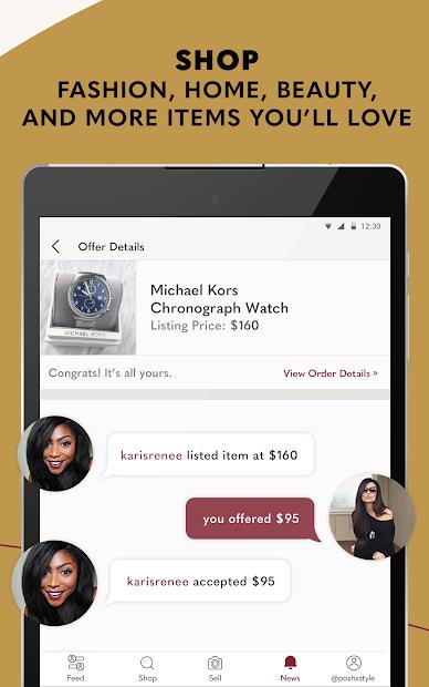 Poshmark - Buy & Sell Fashion screenshot 9