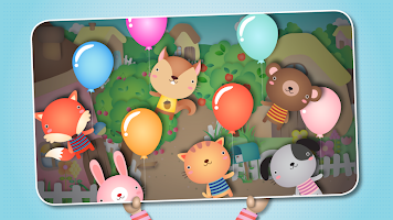 Fun For Toddlers - Free games for kids 1-5 years