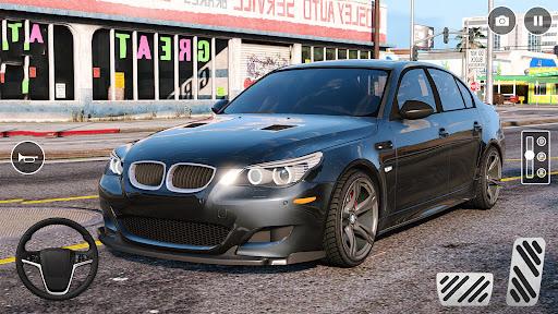 Drifting & Driving: M5 Games  screenshots 3