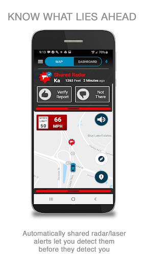 Escort Live Radar 3.1.70 Screenshots 3