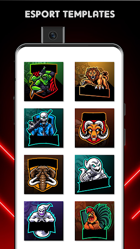 Logo Esport Maker | Create Gaming Logo Maker  Screenshots 3