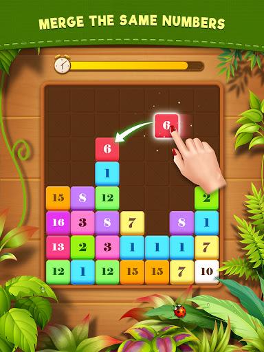 Drag n Merge: Block Puzzle  screenshots 9