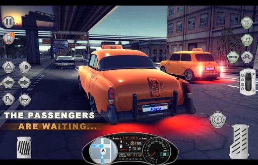 Taxi: Simulator Game 1976 1.0.1 screenshots 7