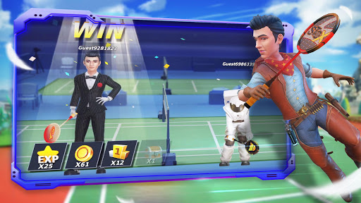 Badminton Blitz - Free PVP Online Sports Game 1.1.12.15 screenshots 15