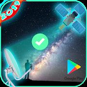 SatFinder Satellite Finder & satellite dish