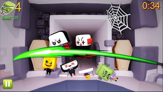 Ninja Slice Zombie : For Pc (Download For Windows 7/8/10 & Mac Os) Free! 1