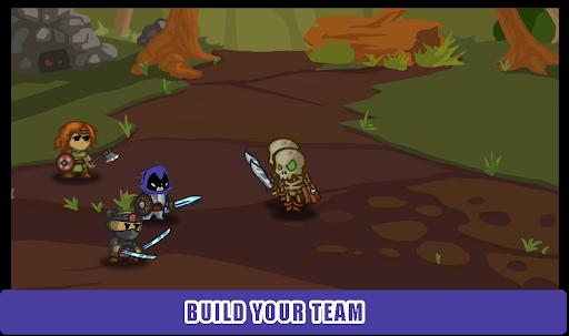 Super Ravein Knight - Angry Heroes Titu00e3s Adventure  screenshots 18
