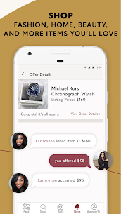 Poshmark – Buy & Sell Fashion. 5