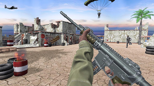 Army shooting game : Commando Games apkpoly screenshots 3
