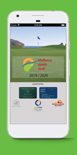mallorca spielt golf screenshot 1