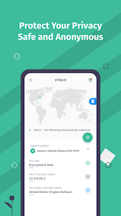 VPNGO - Best Fast Unlimited Secure VPN Proxy Screenshot