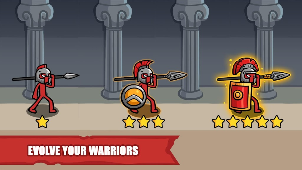 Stick Wars 2: Battle of Legions  poster 2