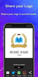 Logo maker v1.24 Mod APK 6