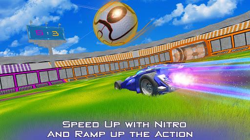 u26bdSuper RocketBall - Real Football Multiplayer Game 3.0.8 Screenshots 6