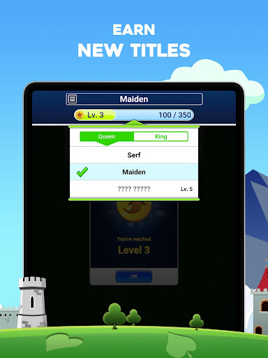 Castle Solitaire: Card Game 1.4.0.624 screenshots 9