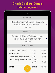 Easybook - Bus, Train, Ferry, Flight & Car Rental