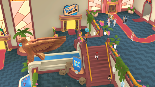 Hotel Hideaway: Virtual World  screenshots 7