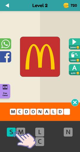 Logo Test: World Brands Quiz, Guess Trivia Game screenshots 4