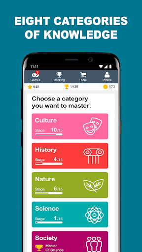 QuizzClub: Family Trivia Game with Fun Questions 2.1.19 Screenshots 4